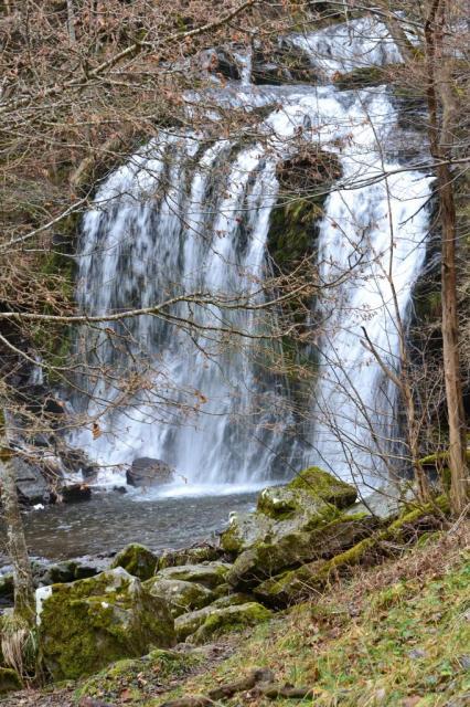 cascade du prapsou